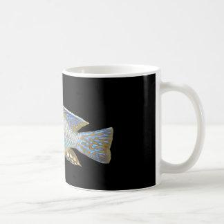 Aulonocaraのsteveniの男性 コーヒーマグカップ