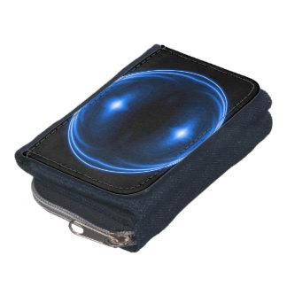 Aura'Sphere™のデニムの財布w/Coinの財布 ウォレット