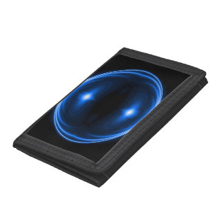Aura'Sphere™の三つ折り財布 ナイロン三つ折りウォレット