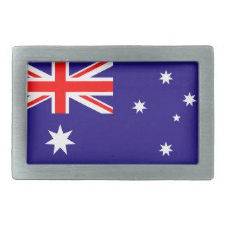 Austalia日のオーストラリアの旗のベルトの留め金 長方形ベルトバックル