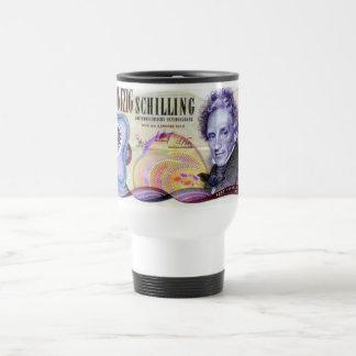 AUSTRIAN SCHILLING  COFFEE/TEA MUG トラベルマグ