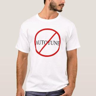 Autotune無し Tシャツ