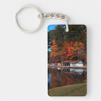 autumn湖 キーホルダー
