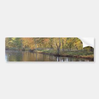 autumn湖 バンパーステッカー