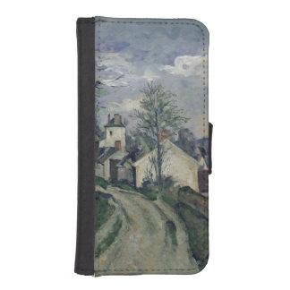 Auvers 1872-73年の博士のGachet家 iPhoneSE/5/5sウォレットケース