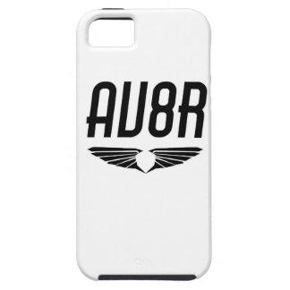 AV8R -飛行士及びパイロットの翼のデザイン iPhone SE/5/5s ケース