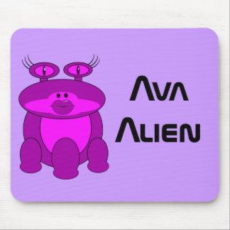 Avaのエイリアンのマウスパッド マウスパッド