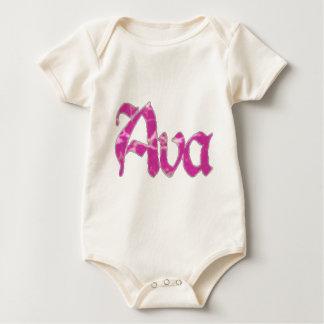 Avaの一流プロダクト ベビーボディスーツ