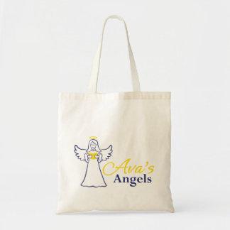 Avaの天使の基本的な戦闘状況表示板 トートバッグ