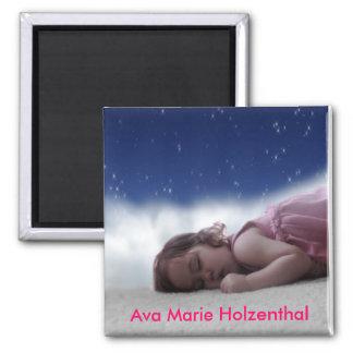 Avaの眠い磁石 マグネット