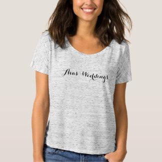 Avaの結婚式 Tシャツ
