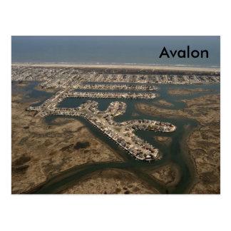 Avalonのアンテナ ポストカード
