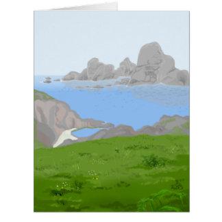 Avalonのジャンボメッセージカードの霧 カード