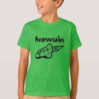 Avaruusalusの宇宙船 Tシャツ