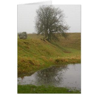 Aveburyの木 カード