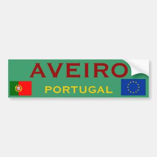 Aveiro* (ポルトガル)のバンパーステッカー バンパーステッカー