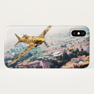 "Aviation Art Device Cass  ""Macchi C.202 Folgore "" iPhone X ケース"