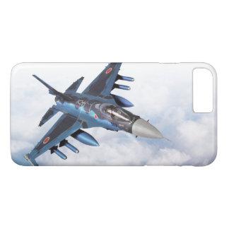 "Aviation Art Device Cass  ""Mitsubishi F-2"" iPhone 8 Plus/7 Plusケース"