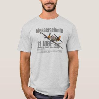 """Aviation Art T-shirt """"Messerschmitt Bf 109"""" Tシャツ"""