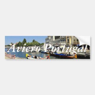 Avieroポルトガル バンパーステッカー