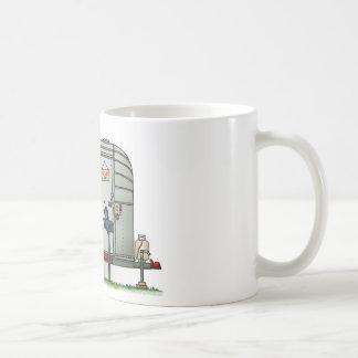 Avionのキャンピングカートレーラー コーヒーマグカップ