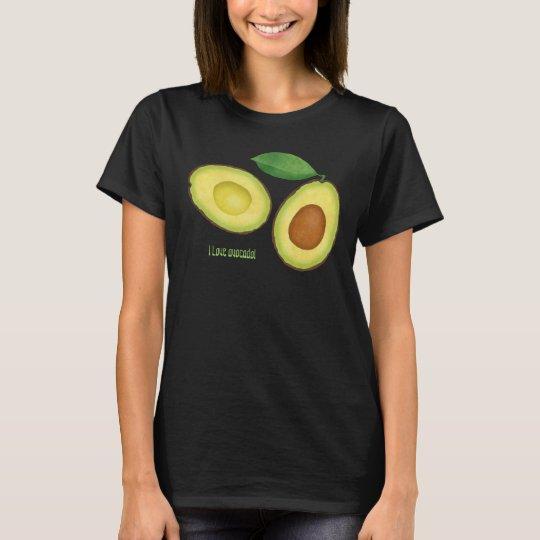 Avocado T-shirt Tシャツ
