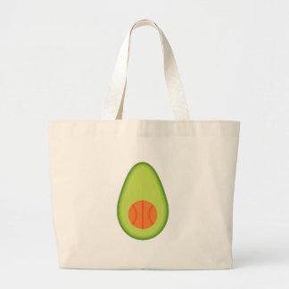 Avocadoball ラージトートバッグ