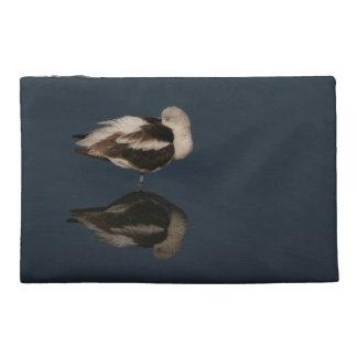 Avocetの鳥動物の野性生物のバッグ トラベルアクセサリーバッグ