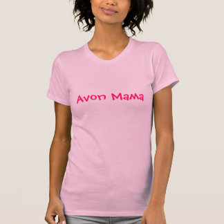 Avonのママ Tシャツ