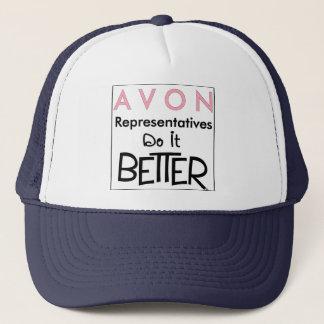 Avonの代表それは帽子をよくします キャップ