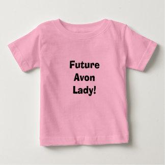 Avonの未来の女性! ベビーTシャツ