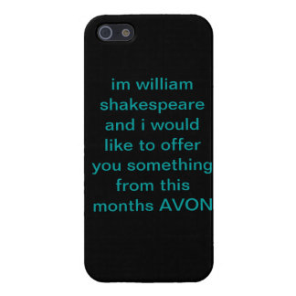 Avonの楽師 iPhone 5 ケース