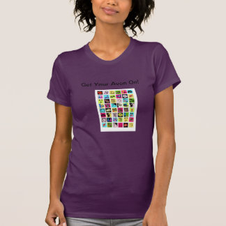 AvonのTシャツ Tシャツ