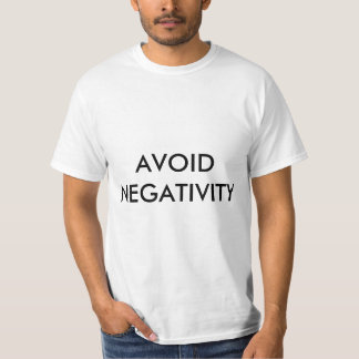 AVOUDの否定性のTシャツ Tシャツ