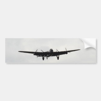 Avroランカスターの大陸間爆撃機 バンパーステッカー