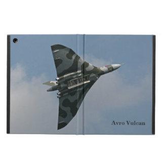 Avro Vulcanのデルタ翼の爆撃機 iPad Airケース