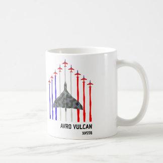 AVRO VULCANのマグ- XH558 コーヒーマグカップ