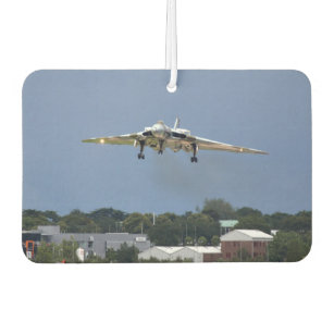 Avro Vulcan車の芳香剤 カーエアーフレッシュナー