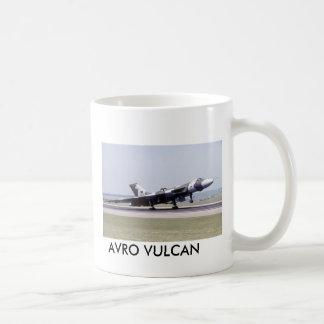 Avro Vulcan XH558のマグ コーヒーマグカップ