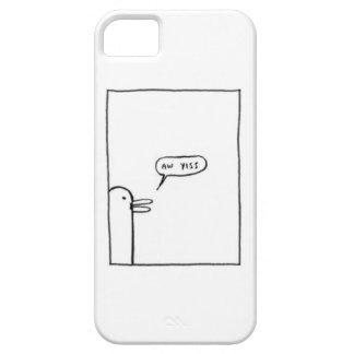 Aw Yissのiphone 5の場合 iPhone SE/5/5s ケース