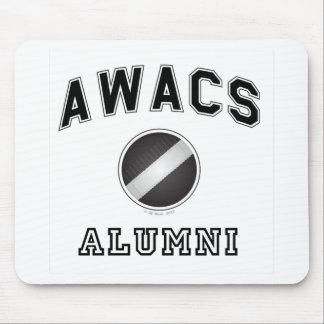 AWACSの卒業生 マウスパッド