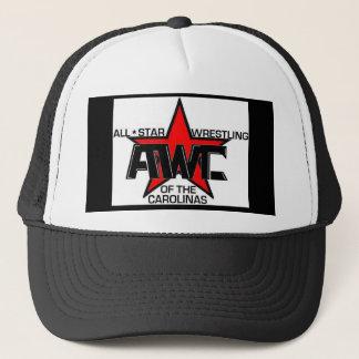AWCのロゴの帽子 キャップ