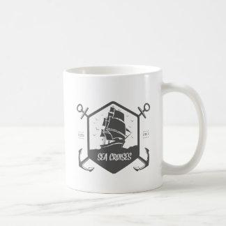 Aweighいかり コーヒーマグカップ