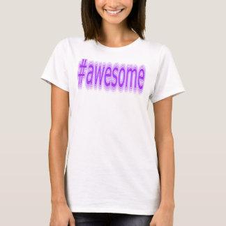 #Awesome向くこと Tシャツ