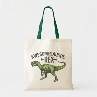 Awesomesaurusのレックス トートバッグ