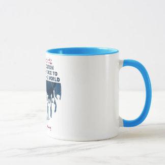 AWF Bonoの誕生日のコーヒー・マグ マグカップ