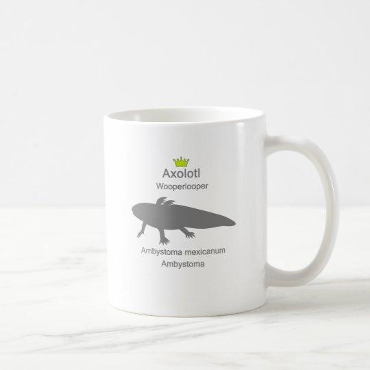 Axolotl g5 コーヒーマグカップ