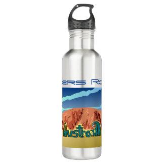Ayersのカスタマイズ可能な石オーストラリア ウォーターボトル