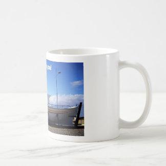 Ayia Napaのボート コーヒーマグカップ