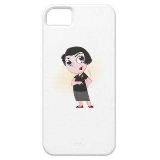 Aynのランドの漫画の電話箱 iPhone SE/5/5s ケース